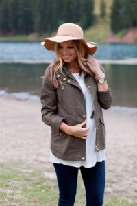 Favorite things for Fall, great price on this military style jacket