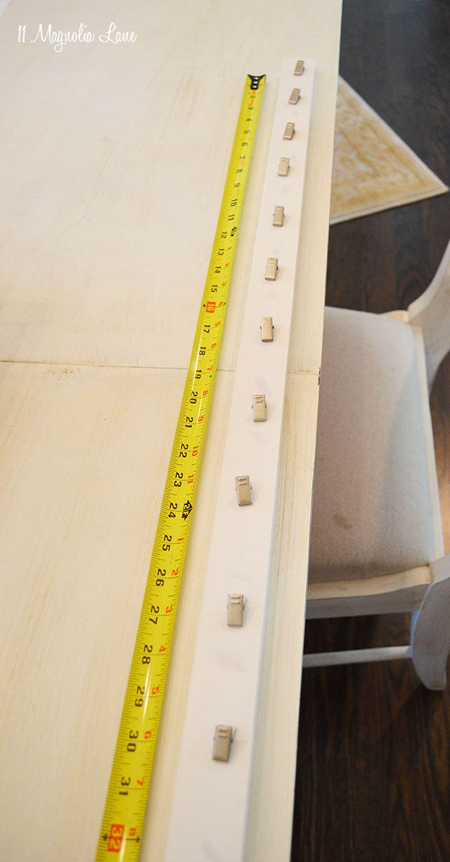 DIY chip rack maximizes vertical wall space in a pantry   11 Magnolia Lane