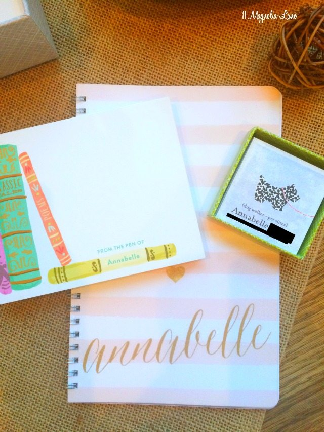 Kids' Stationery from Minted
