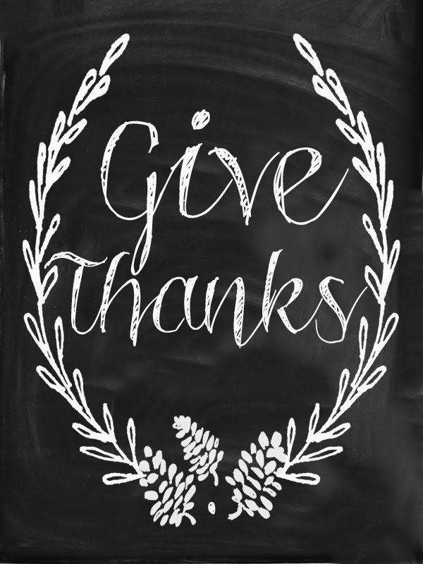give thanksblog