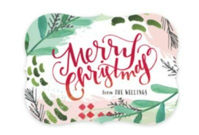 | Very Funky Christmas Postcard |