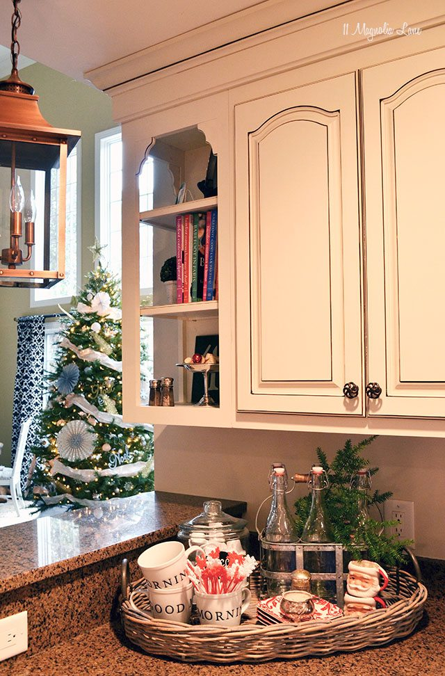Christmas coffee bar | 11 Magnolia Lane