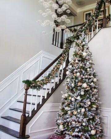 11 Magnolia Lane Holiday Open House - The Heathered Nest