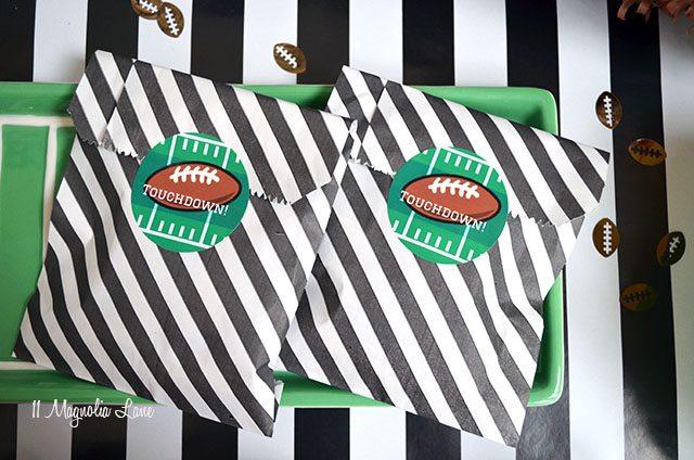 The Big Game Football Party   11 Magnolia Lane