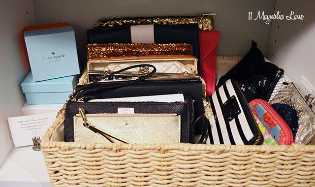 Organized closet | 11 Magnolia Lane