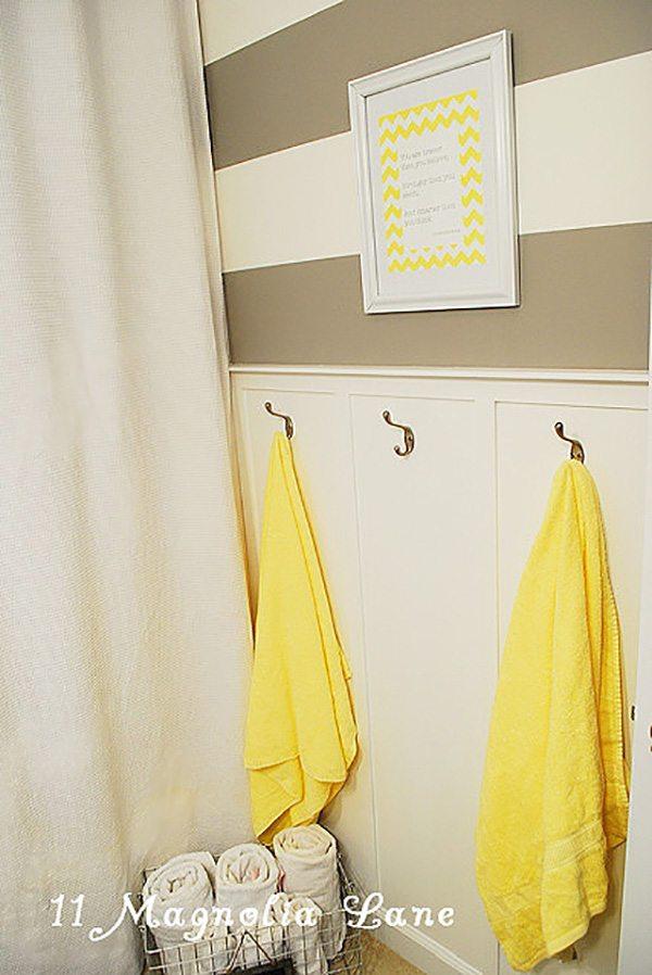 kids-bath-board-batten-gray-stripes-yellow