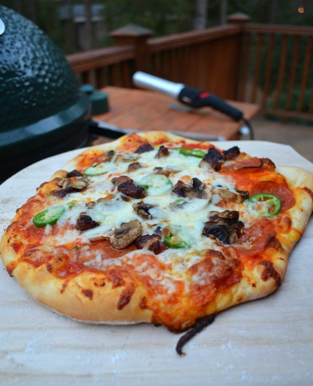 Tips for a delicious wood fired pizza