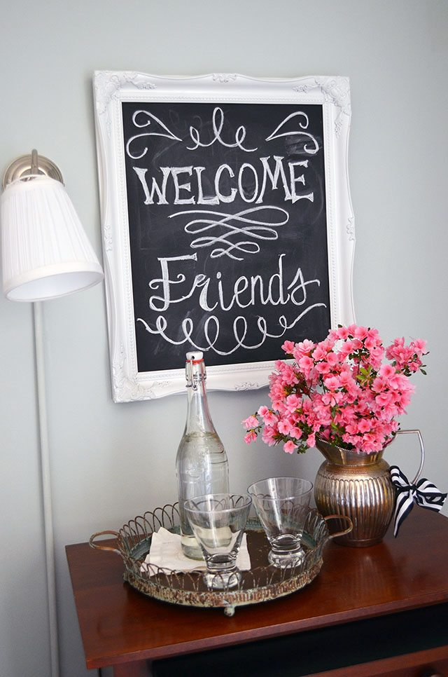 How to create an inviting guest room | 11 Magnolia Lane