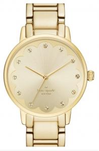 Kate Spade gold Gramercy Watch