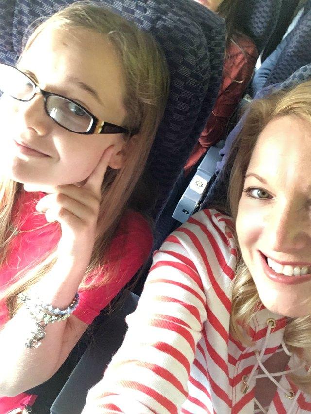 me and ab plane