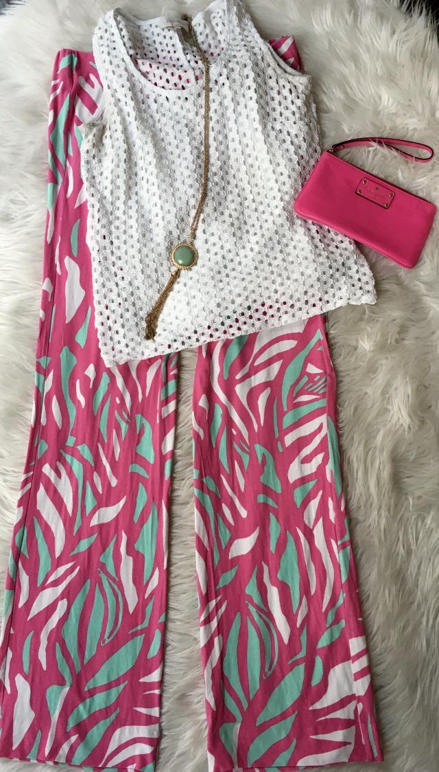 Lilly palazzo pants | 11 Magnolia Lane