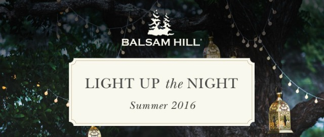 """Light Up the Night"" Summer Housewalk with Balsam Hill | 11 Magnolia Lane"