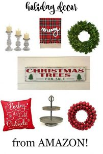 Affordable holiday decorations you can order from Amazon online