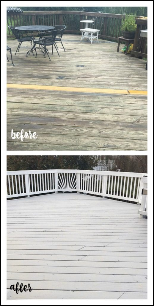 how-to-stain-your-deck-before-after