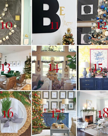 12 Days of Holiday Homes-- Show Us Your Holiday Home!