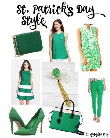 St. Patrick's Day Fashion and Accessories for Women | 11 Magnolia Lane