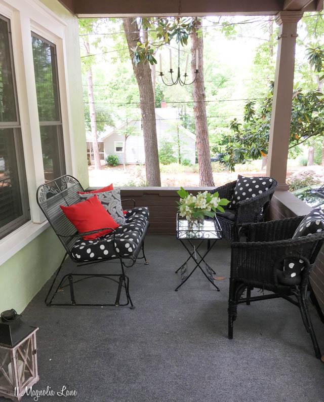 MCC House front porch