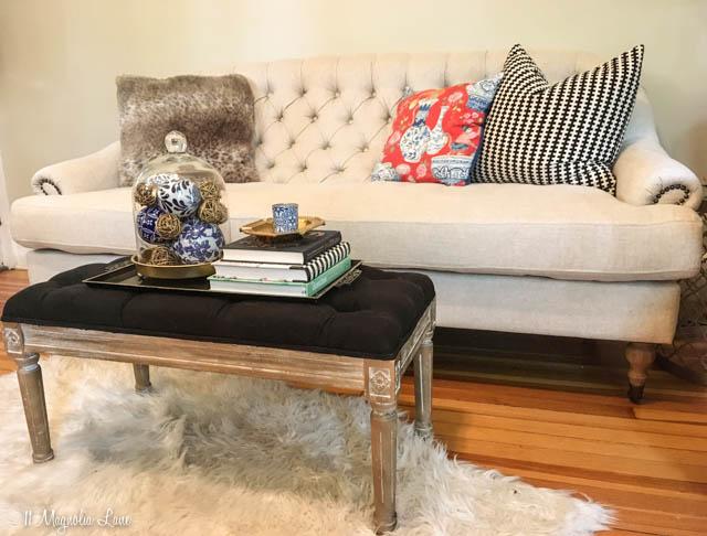 Jessica sofa Home Decorators Collection