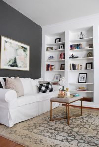 The Best Dark Statement/Accent Wall Paint Colors for your Home