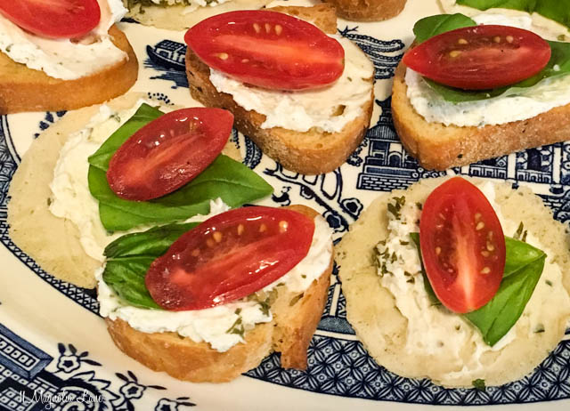 Easy summer appetizer recipes