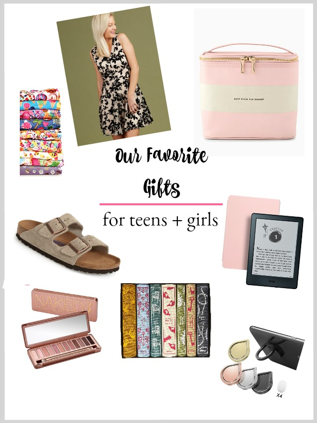 Gift Guide for Teens and Girls | 11 Magnolia Lane
