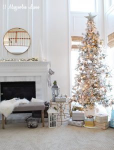 Amy's Holiday Home Tour--12 Days of Holiday Homes Day Three