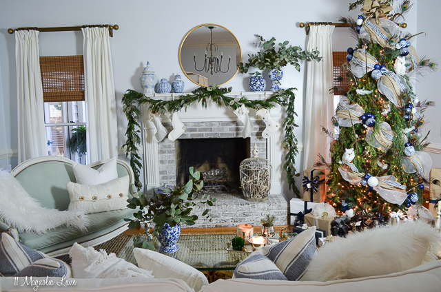 2017 Holiday Home Tour - Ashly's House | 11 Magnolia Lane