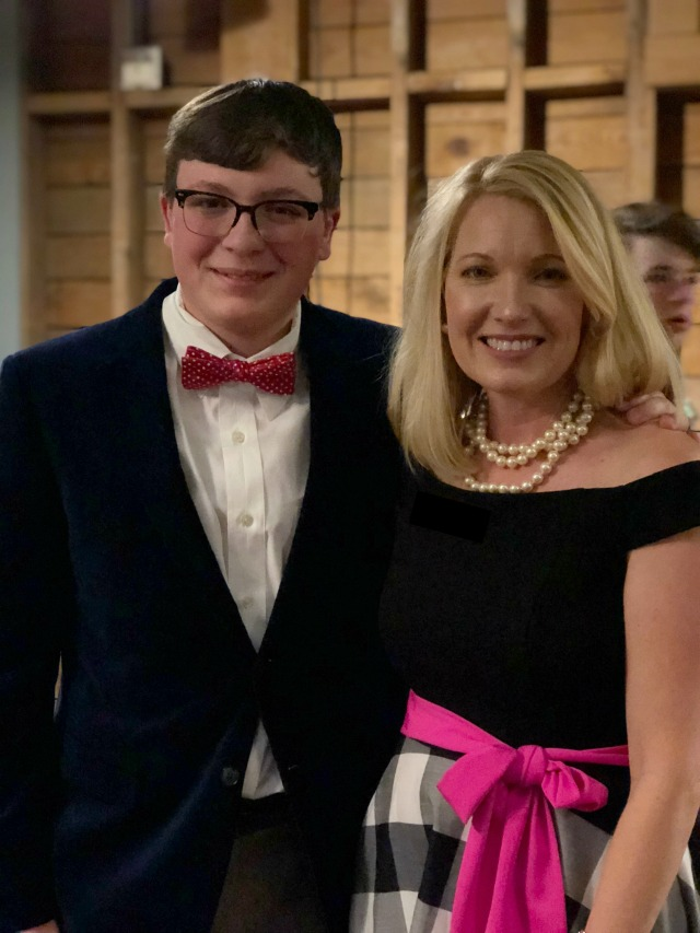 Connor and Christy-Bowtie Ball