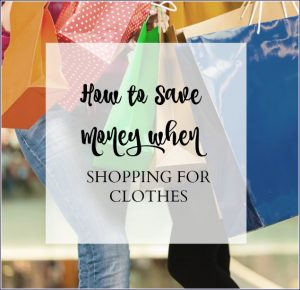10 ways to save money shopping for current in season fashion clothes