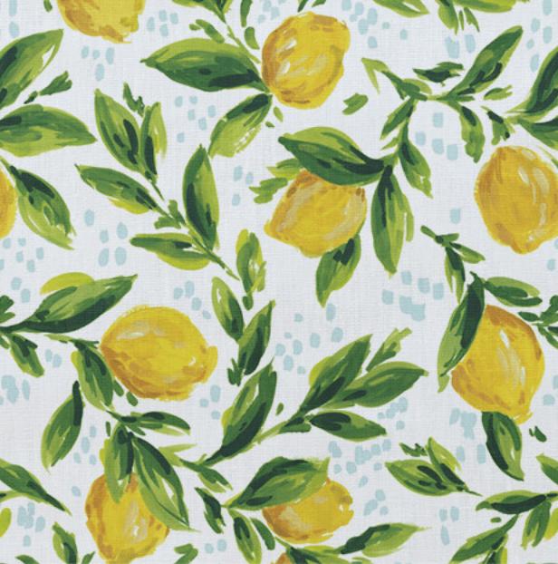 Lemon napkins
