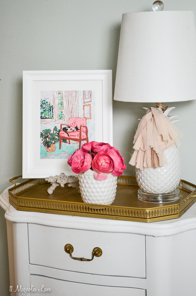How to freshen up your summer decor with Society6 | 11 Magnolia Lane