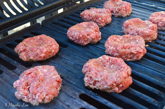 The best hamburger recipe--easy and delicious, plus tips for grilling | 11 Magnolia Lane