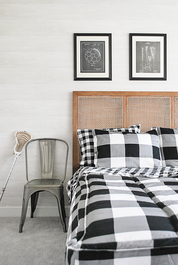 How To Get The Look Of Shiplap Walls With Peel And Stick Wallpaper 11 Magnolia Lane