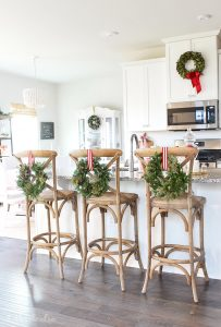 Holiday Kitchen Tour (Amy's New Kitchen & Breakfast Room)