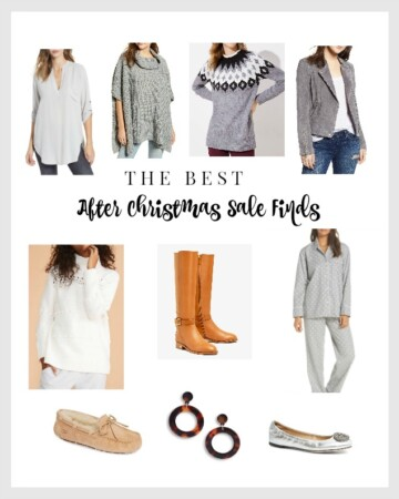 The Best After Christmas Sale Finds (Or What To Spend Your Gift Cards On!)