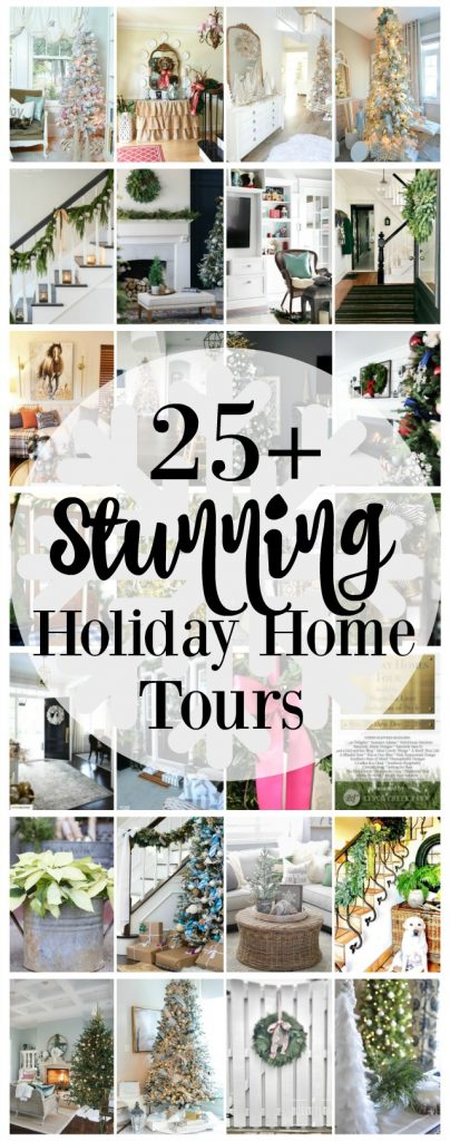 25+ Stunning Holiday Home Tours | hosted by 11 Magnolia Lane + Evolution of Style