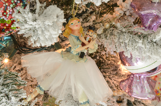 Nutcracker Suite Ballet Themed Christmas Tree-Clara | 11 Magnolia Lane