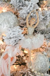 Nutcracker Suite Ballet Themed Christmas Tree | 11 Magnolia Lane