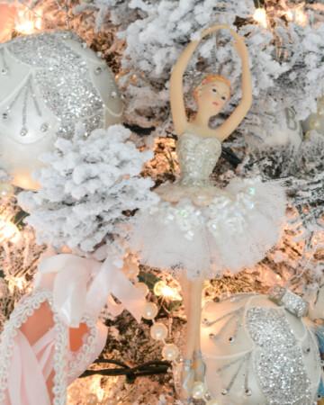 Nutcracker Suite Ballet Themed Christmas Tree | 11 Magnolia Lane