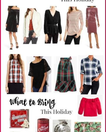What to Wear & Bring This Holiday Season