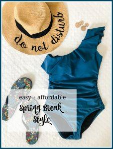 Easy Spring Break Style {Some Amazon Fashion Favorites}