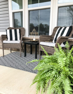 Our Spring Porch Refresh (Amy's New Home)