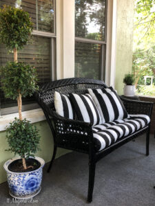 New (to Me) Porch Furniture from HomeRight