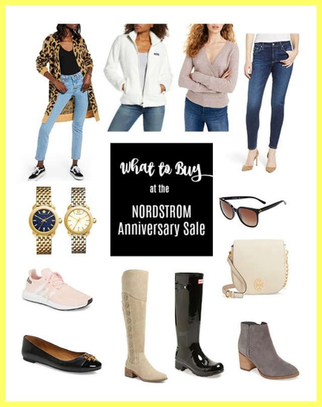 The best deals from the Nordstrom Anniversary Sale