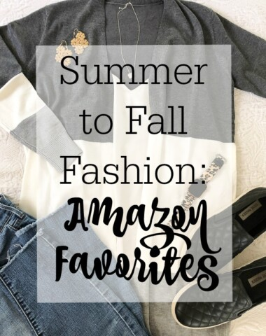 Summer to fall Amazon fashion | 11 Magnolia Lane