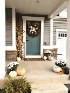 All Things Halloween (& Our Fall Porch)