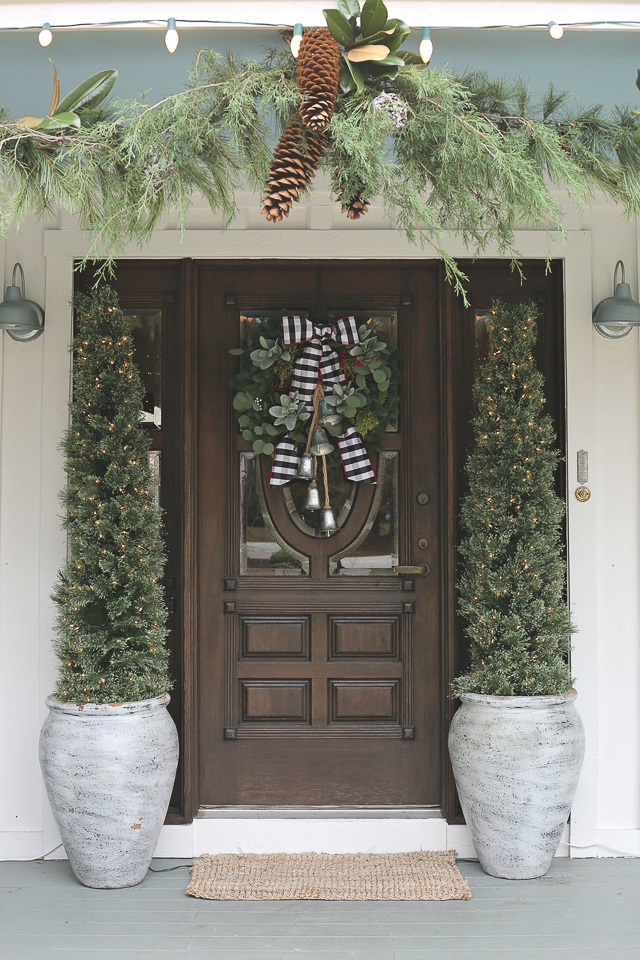 2019 Holiday Home Tour | The Creativity Exchange | 11 Magnolia Lane