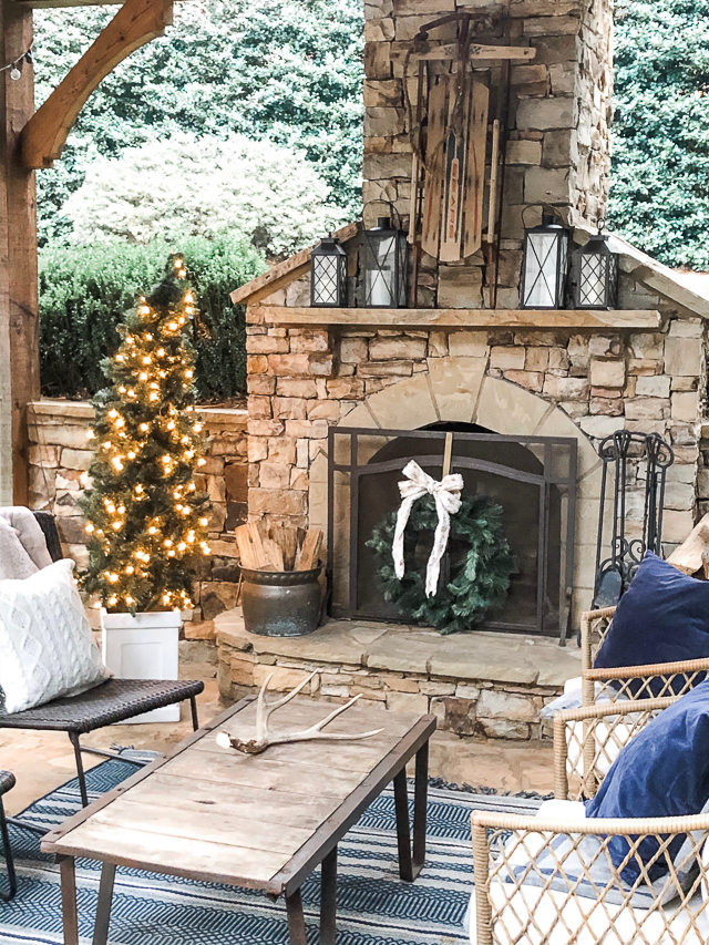 2019 Holiday Home Tour | Southern State of Mind | 11 Magnolia Lane