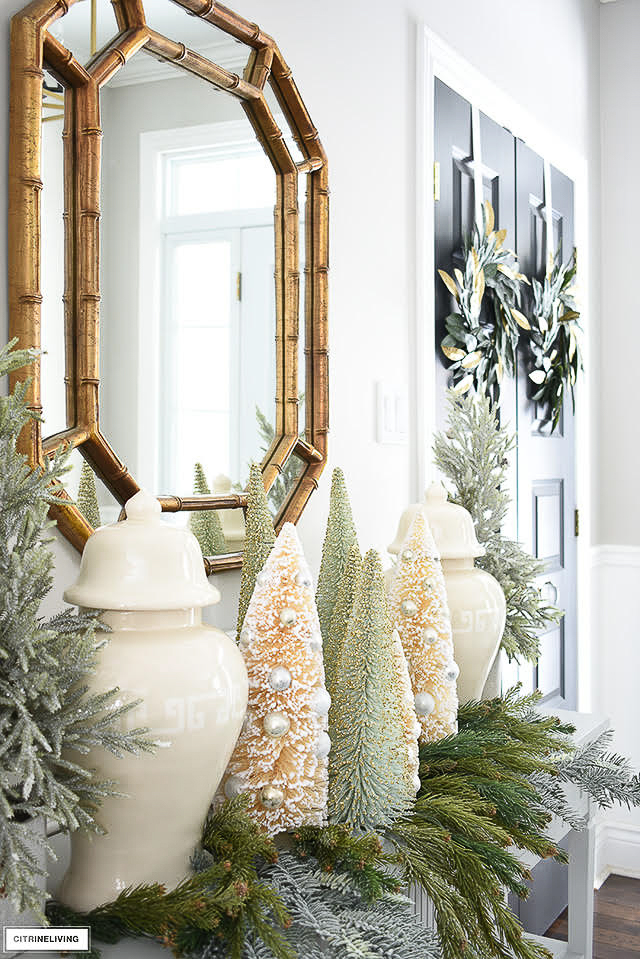 2019 Holiday Home Tour | Citrine Living | 11 Magnolia Lane