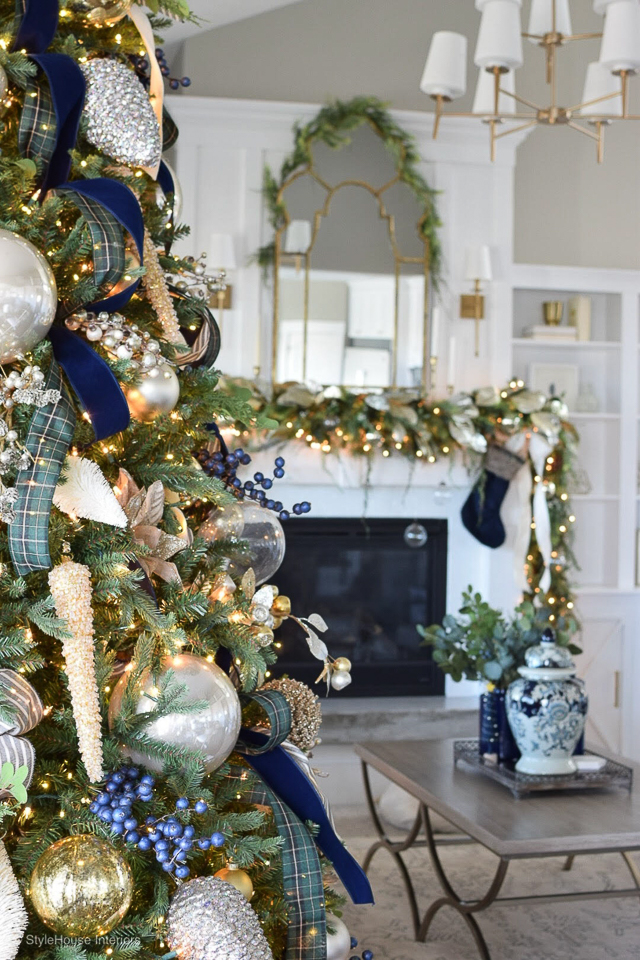 2019 Holiday Home Tour | Stylehouse Interiors | 11 Magnolia Lane